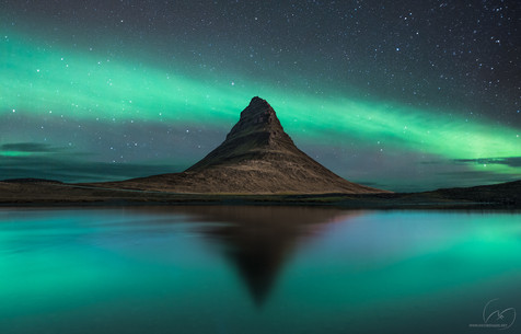 The artic horn  / Kirkjufell