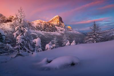 Winter Wonderland / Dolomites