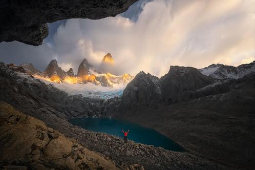 LAGUNA SUCIA Mount Fitz Roy / Patagonia