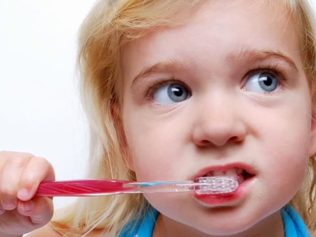 Tips for Kids Who Don't Like Toothbrushing