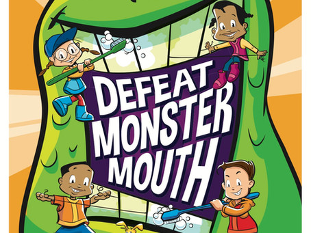 Defeat Monster Mouth!