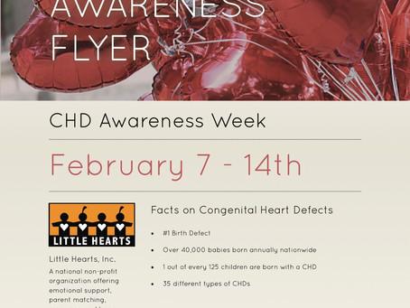 Congenital Heart Defects Awareness
