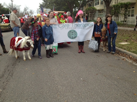 Georgetown Christmas Stroll Parade