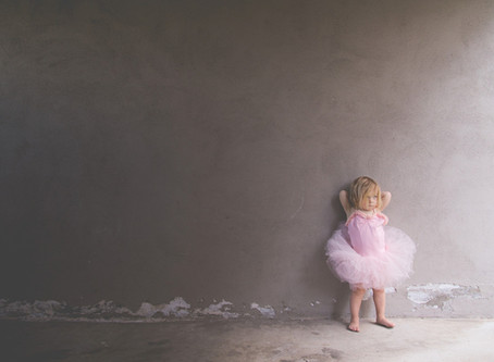 "When can my child go ""en pointe'?"