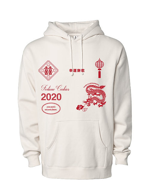 Chinese New Year Hooded Sweatshirt