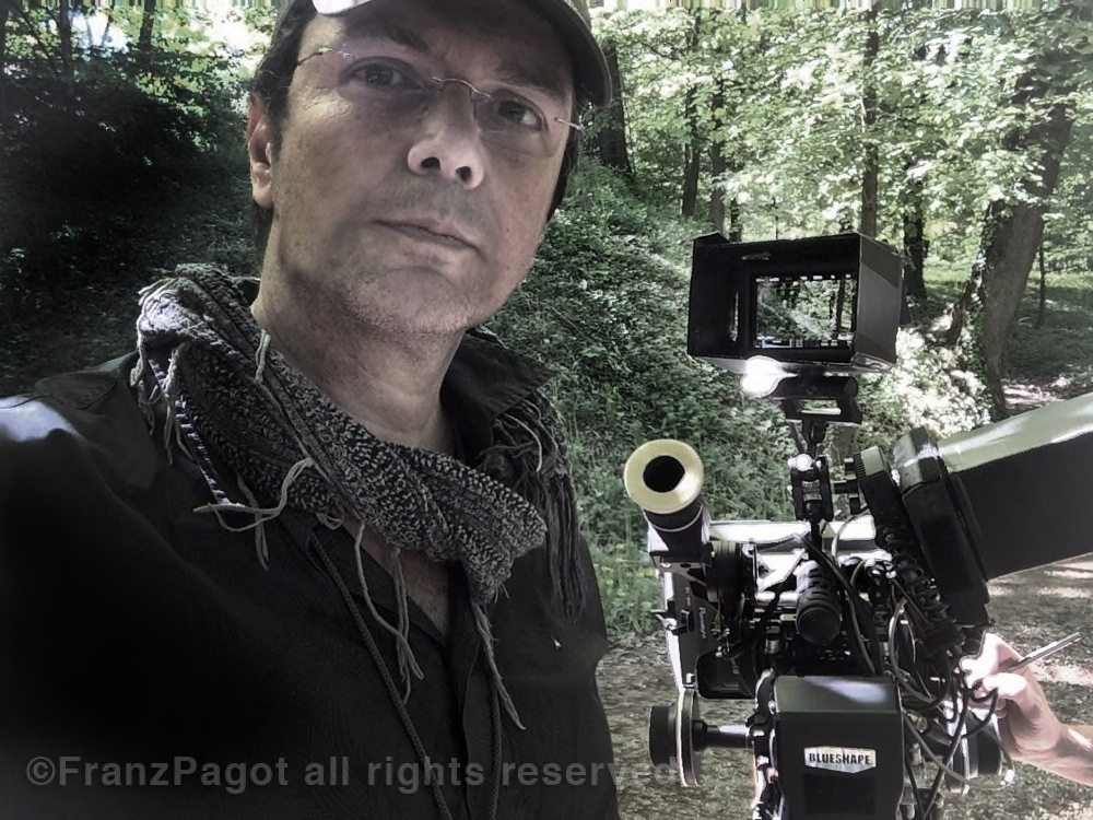 Shooting with Epic in the woods