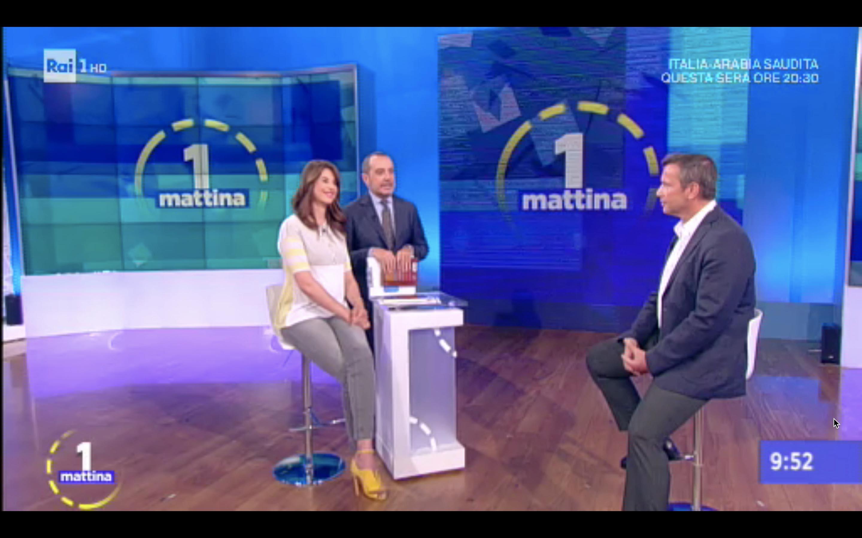 Intervista a UnoMattina