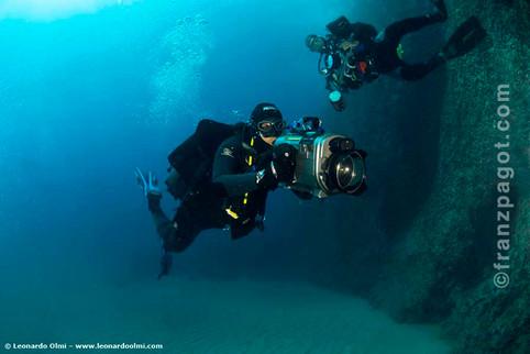 uw underwater sardinia CINEMATOGRAPHY LE