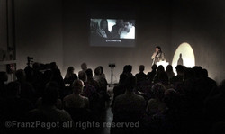 MAsterclass on cinematography at AoP