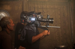 FP filming handheld