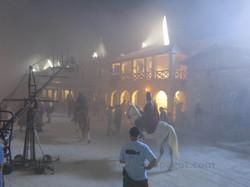 Shooting Roman epic