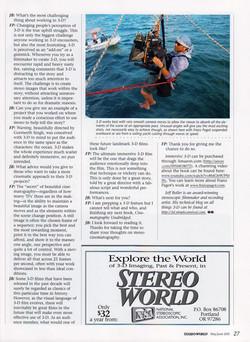 Stereo World magazine 2