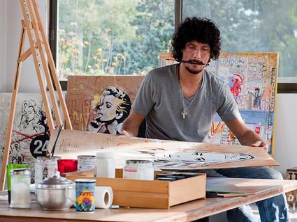 Alvaro Vaquero Talks About his Creative Process and Sources of Inspiration