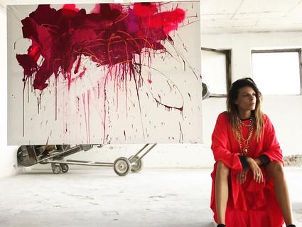 Svetlana Ninkovic on Her Creative Process and Evolving Style