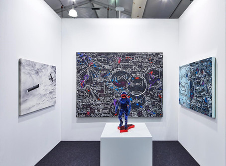 New Partnership with Maddox Gallery and Art Basel Hong Kong
