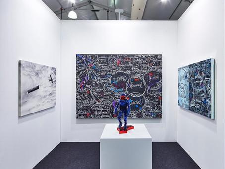 New Partnership with Maddox Gallery and Art Basel Hong Kong