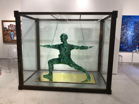 Brendan Murphy Reaches New Price Levels At Art Miami 2018
