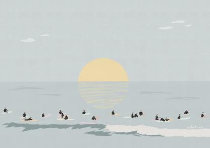 Surfers vs Sun
