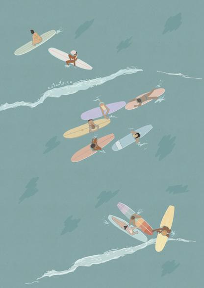 Surfers at Sea 2.0