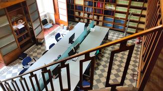 La Biblioteca di Mezzocannone