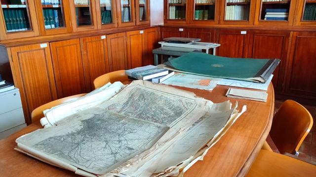 Gli Archivi Storici
