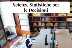 Scienze Statistiche per le Decisioni2