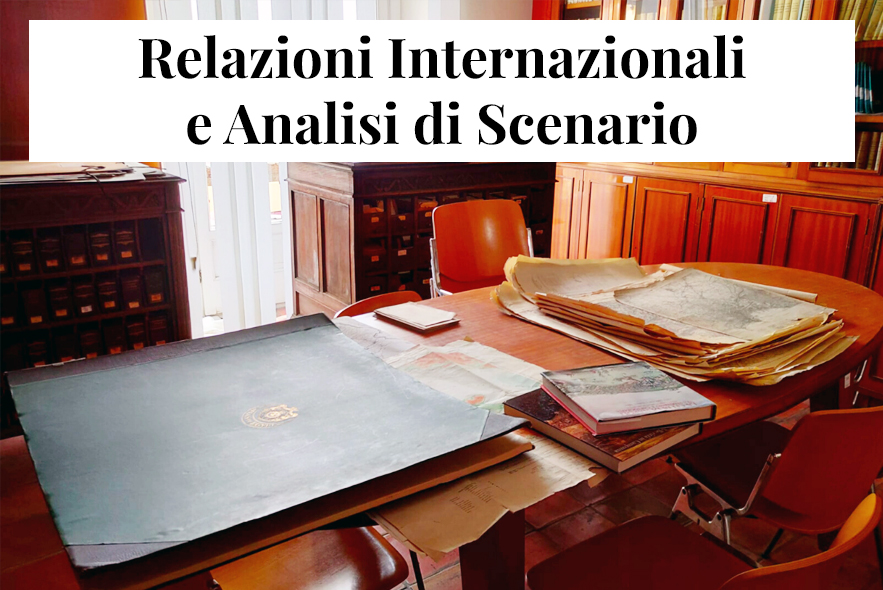Relazioni Internazionali e Analisi di sc