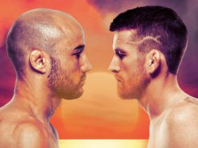 Bantamweight underdog Cory Sandhagen makes a statement in UFC Fight Night
