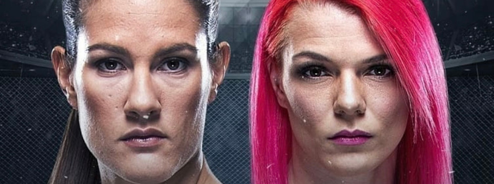 "Gillian ""Savage"" Robertson fights Courtney Casey at UFC Fight Night June 20th on ESPN"