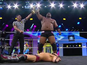 Keith Lee: Road to WWE; WWE 24/7