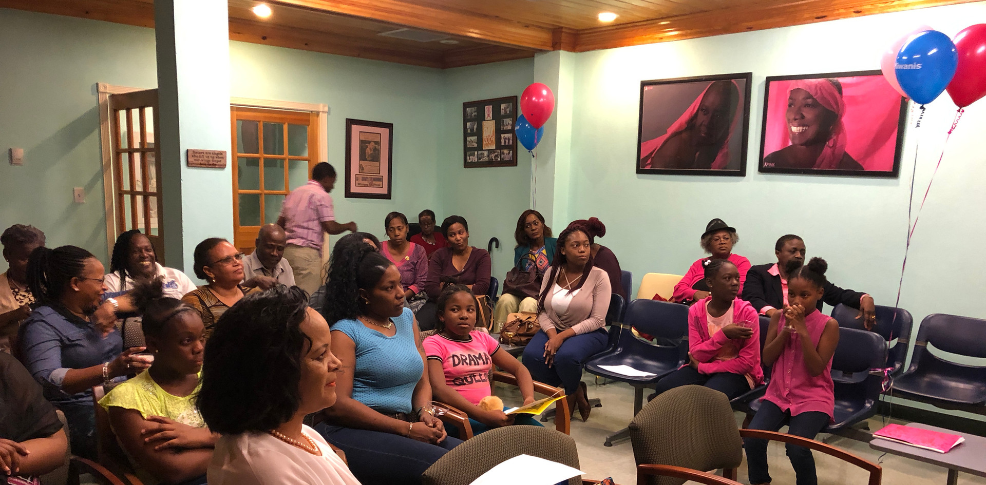 Celebrating Breast Cancer Awareness
