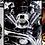 Thumbnail: Filtro de ar modelo INTAKE para toda linha Harley Davidson