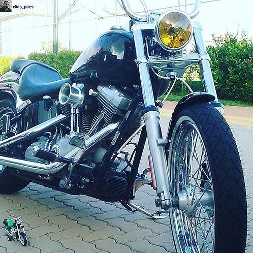 Filtro de ar modelo INTAKE para toda linha Harley Davidson