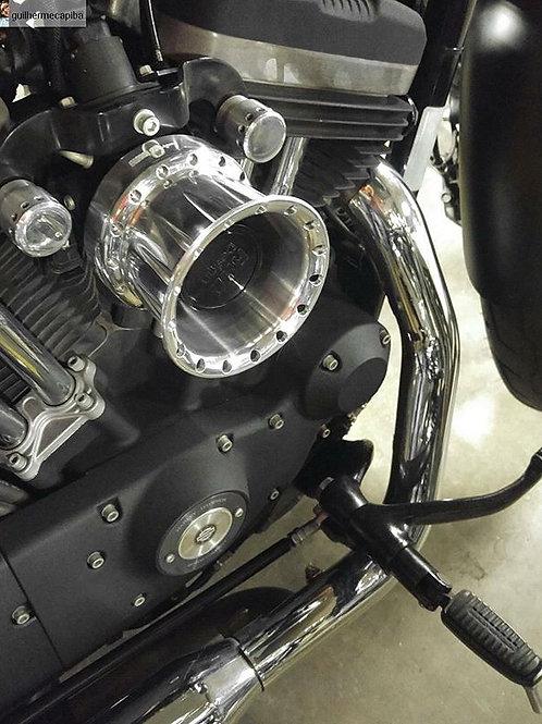 Filtro de ar modelo INTAKE II para toda linha Harley Davidson