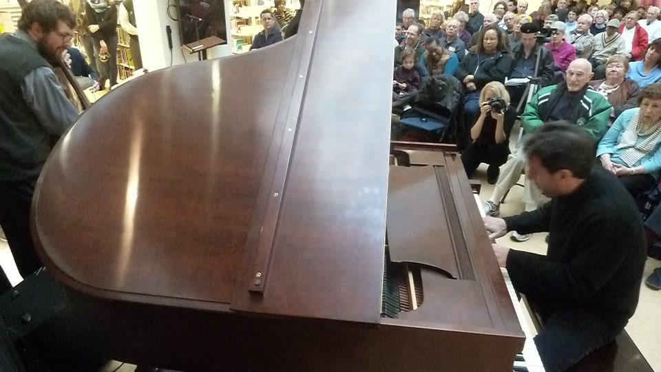 Hartford Baby Grand Jazz Series