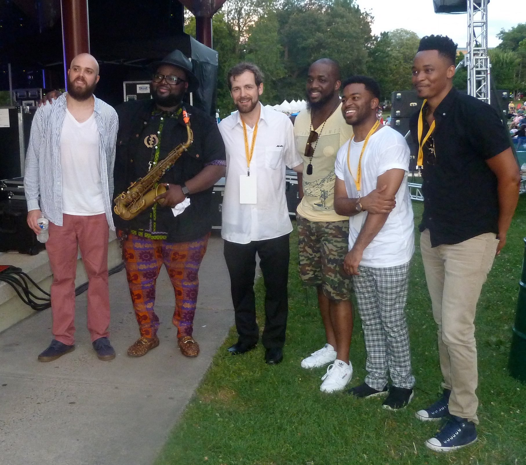 Hartford Jazz Festival