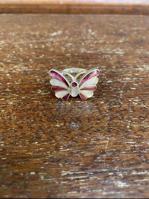 Anillo mariposa