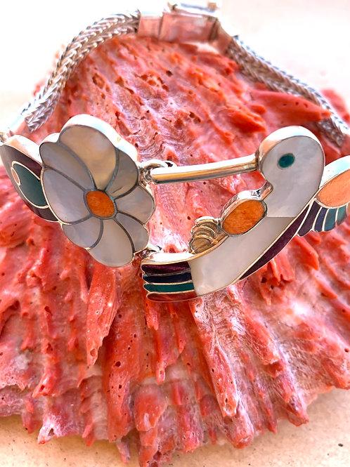 Brazalete colibrí