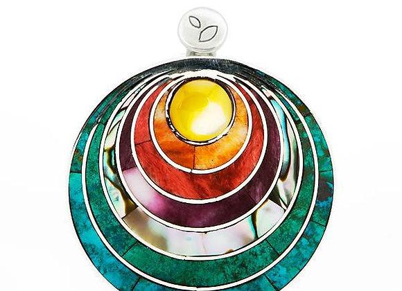 Colgante Culto al Agua Multicolor 1,8 cm