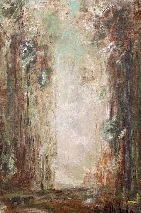 Imensidão - 60 x 40 cm - por Liselena Dalla Corte