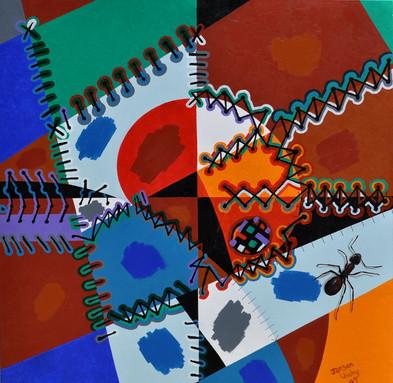 Jansen Vichy-A tela-1.20x1.20-AST-2009-R