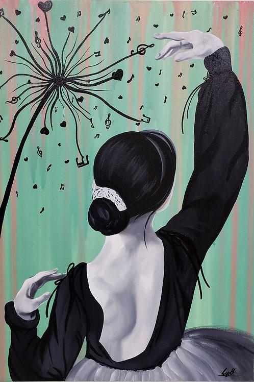 Série Feminino Inefável - 120 x 80 cm - por Loyth