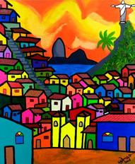 Cristian Araujo- Cidade Maravilhosa-50X6