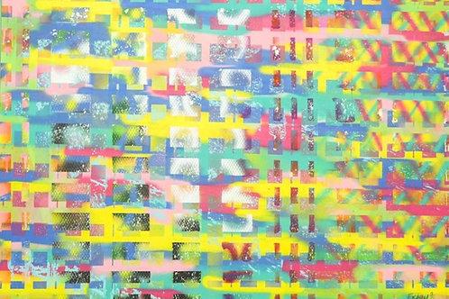 Colcha de Retalhos - 70 x 100 cm - por Erasmo Breitenbach