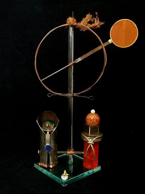 Origem - 31 x 20 x 10 cm - por Claudia Seber