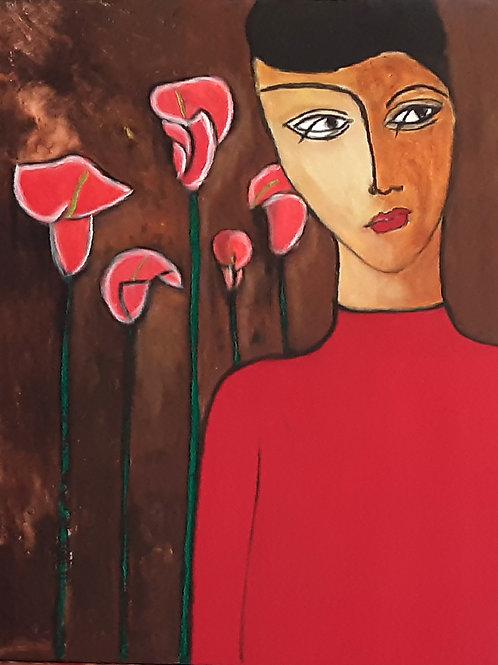 Sem título - 92 x 73 cm - por S.Azevedo