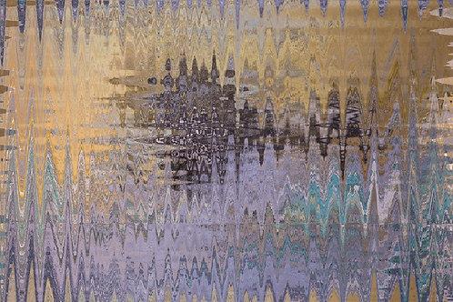 Menino do Mundo - 50 x 70 cm - por Tarcila Gama
