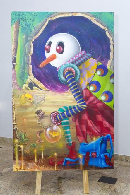 Rafael-Jung- Deslocamentos- 1.50x80cm- t