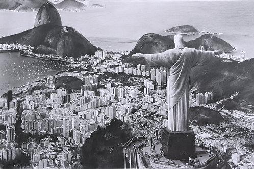 Rio de Janeiro-Brasil - 42x 59,4 cm - por JoséAugusto