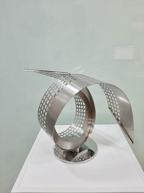 Asa delta - 27 x 28 x 28 cm - por Luiz Campoy